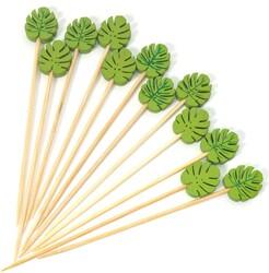 - Bambu Deve Tabanı Kürdan 12 li