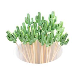 - Bambu Kaktüs Kürdan 20 'li