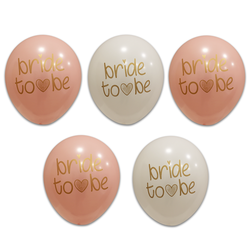 - Bride To Be Baskılı Balon 8 'li