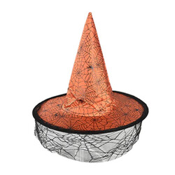 - Cadı Şapkası Kadife Tüllü