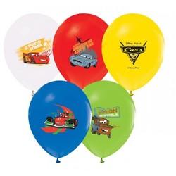 - Cars Lisanslı Balon 8 'li