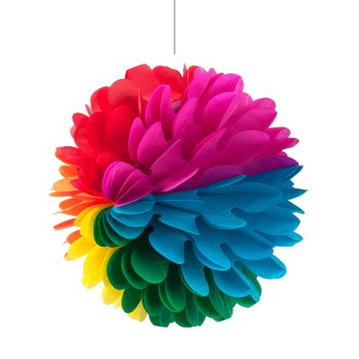 Çiçek Süs Karışık Renkli 40 Cm