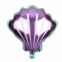 - Deniz Kabuğu Folyo Balon