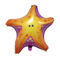 - Deniz Yıldızı Folyo Balon