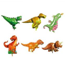 - Dinozor Folyo Balon 6'Lı Set