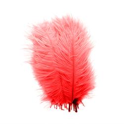 - Doğal Tüy Kırmızı 100 'lü