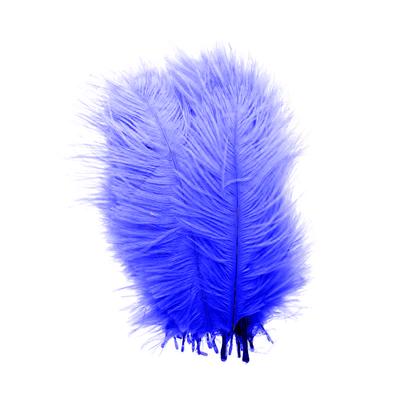 Doğal Tüy Saks Mavisi 100 'lü