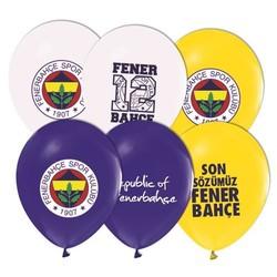 - Fenerbahçe Lisanslı Balon 100 'lü