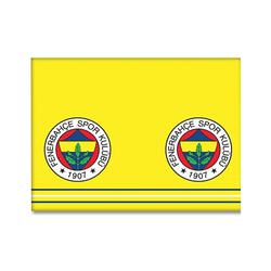- Fenerbahçe Lisanslı Plastik Masa Örtüsü 120 x 180 Cm