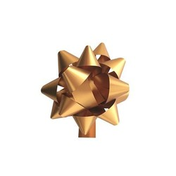 - Fiyonk Süs Metalik Gold 100 'lü