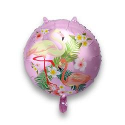 - Flamingo Folyo Balon Pembe 18 İnç