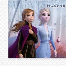 - Frozen Lisanslı Kağıt Peçete