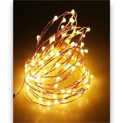 - Işık Peri Led 10 Metre Gün Işığı Pilli