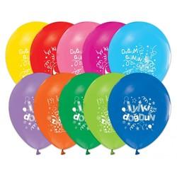 - İyi ki Doğdun Baskılı Balon 8 'li