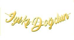 - İyi Ki Doğdun Dekoratif Banner Gold