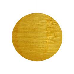 - Japon Feneri Simli Gold 30 Cm