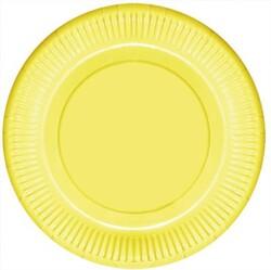 - Karton Tabak Makaron Sarı 8'Li
