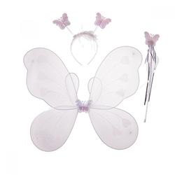 - Kelebek Kanat Set Beyaz