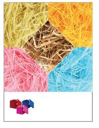 - Kırpıntı Kağıt 50gr (Renk Seçiniz)