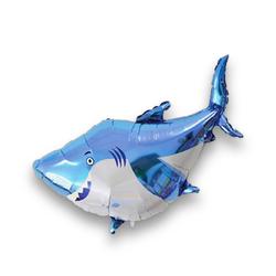 - Köpek Balığı Folyo Balon