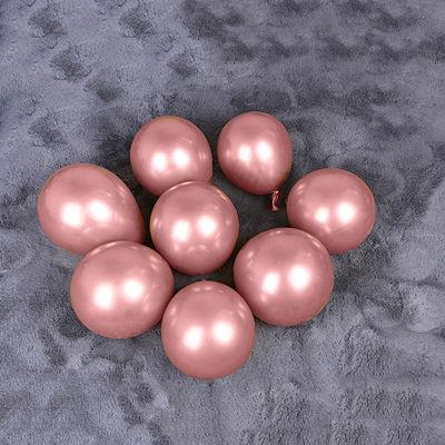 Krom Parlak Balon 5 İnç 5 'li