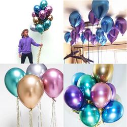 - Krom Parlak Balon 12 İnç 8 'li