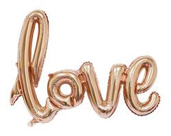 - Love Rose Folyo Balon 40 Cm
