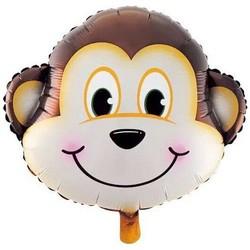 - Maymun Folyo Balon 50 Cm