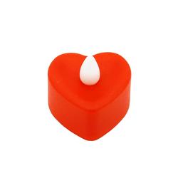 Mum Kalpli Işıklı Tealight - Thumbnail