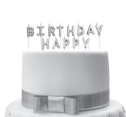 - Mum Kürdanlı Happy Birthday Gümüş