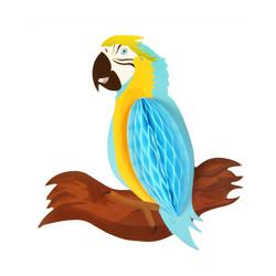 Papağan Petek Süs 3 'lü Set - Thumbnail