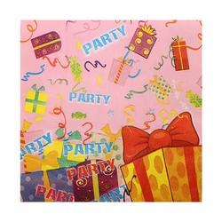 - Party Pembe Kağıt Peçete