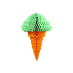 - Petek Süs Dondurma Yeşil 30 Cm