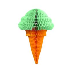 - Petek Süs Dondurma Yeşil 50 Cm
