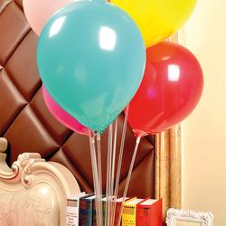 Balon Standı 7'Li 75 Cm - Thumbnail