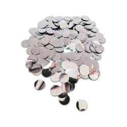 - Pul Konfeti Metalik Gümüş 20 Gr