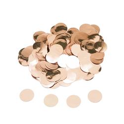 - Pul Konfeti Metalik Rose Gold 20 Gr