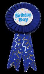 - Rozet Birthday Boy Mavi