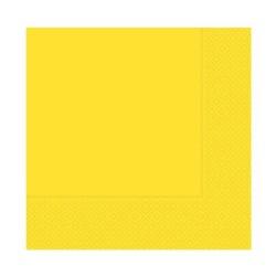 - Sarı Kağıt Peçete
