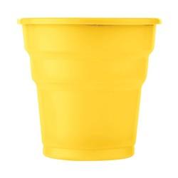- Sarı Plastik Meşrubat Bardağı 25 'li