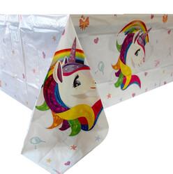 - Unicorn Masa Örtüsü