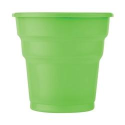 - Yeşil Plastik Meşrubat Bardağı 25 'li