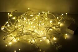 - Yılbaşı Işığı Led Atetat Kutulu Lüks Gün Işığı 10 Metre Fonksiyonlu Eklemeli