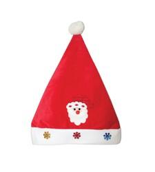 - Yılbaşı Kadife Noel Baba Şapkası Noel Baba Figürlü