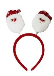 - Yılbaşı Peluş Noel Baba 2 li Taç