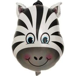 - Zebra Folyo Balon 50 Cm